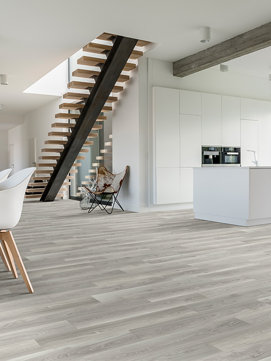 Dynamic Wood-3D | Collectie projectvinyl | Interfloor Tapijt - Vinyl | Sfeerfoto