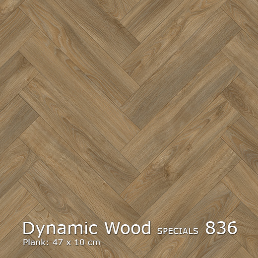 Dynamic Wood Specials | Collectie projectvinyl | Interfloor Tapijt - Vinyl | kleurstaal