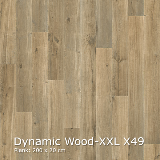 Dynamic Wood-XXL | Collectie projectvinyl | Interfloor Tapijt - Vinyl | kleurstaal