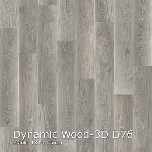 Dynamic Wood-3D | Collectie projectvinyl | Interfloor Tapijt - Vinyl | kleurstaal