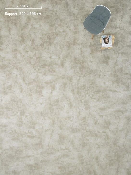 image 6 of 12 – Interfloor Myscrete – kleur 841 – Bovenaanzicht rapport: 800 x 396 cm