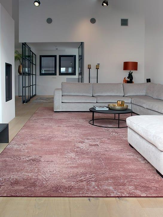 Image 3-17 – Mystique Blossom 924 'Pink Flower' – Karpet woonkamer