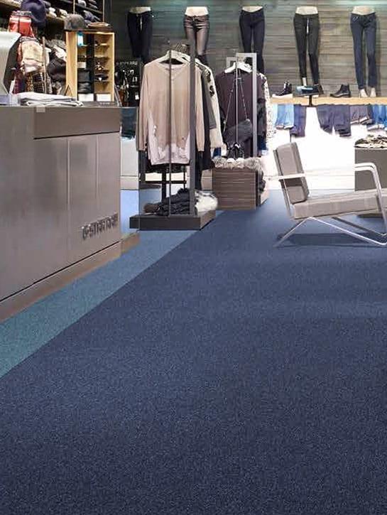 duurzame tapijt kwaliteit Planet Project SDN - compacter klasse 33 intensief winkels, schoolgebouwen, bedrijven en bij overheden