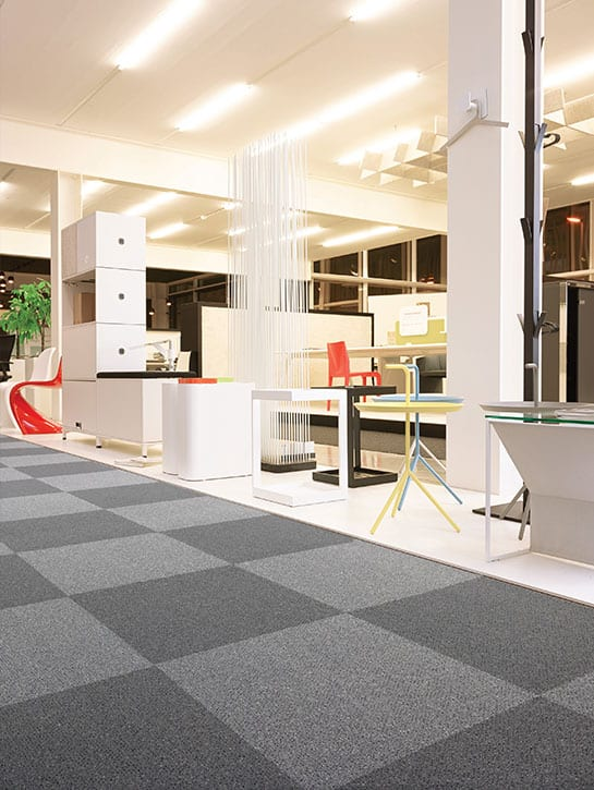 image 1 of 7 – Interfloor Sirius Project-SDN – kleur 582 / 590 – Tapijttegels Winkel