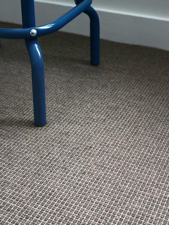 image 6 of 8 – Interfloor Weave Nature – kleur 718 – detail grove bouclé
