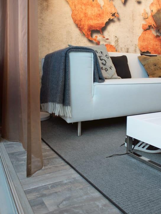 image 1 of 8 - Interfloor Weave Nature - kleur 726 - karpet