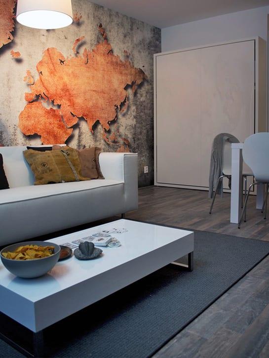 image 2 of 8 - Interfloor Weave Nature - kleur 726 - karpet