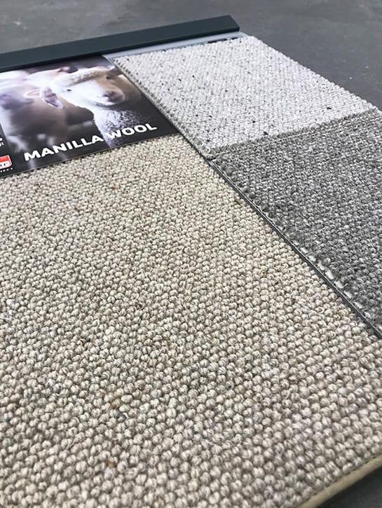 image 5 of 8 – Interfloor Manilla Wool – Stalenhanger kleur 360 – 361 – 379  –  Schapen wol