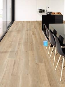 PVC designvloer op 400 cm Dynamic Wood-XXL - uniek en kwalitatief hoogwaardig - plank lengtes 200 cm lang, rapport 2 meter - levensecht beeld echte houten vloer