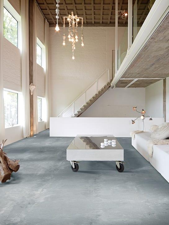 image 2 of 10 - Interfloor Dynamic Cemento - Kleur 616 - Loft living