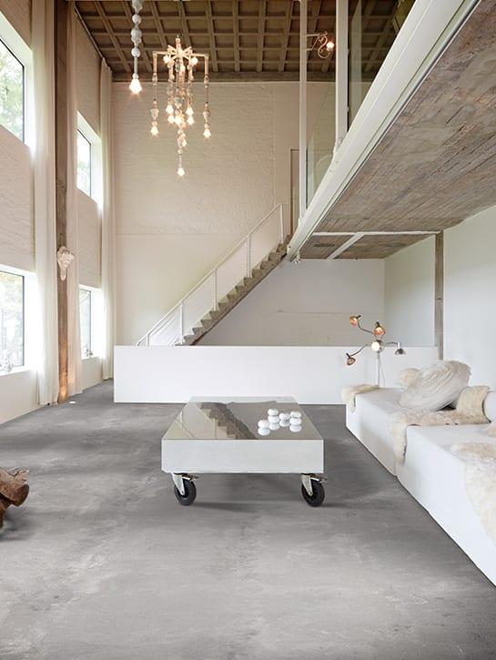 image 1 of 8 – Interfloor Dynamic Cemento – Kleur 616 – Loft living