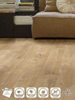 image 6 of 15 – Interfloor Dynamic Wood – Dessin 214 – Robuuste Plank 150 x 20cm