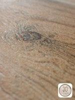 image 4 of 9 – Interfloor Dynamic Wood-3D – Kleur D69 – Close-up 3D effect