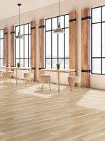 image 5 of 9 – Interfloor Dynamic Wood-3D – Kleur D36 – Restaurant / Aula