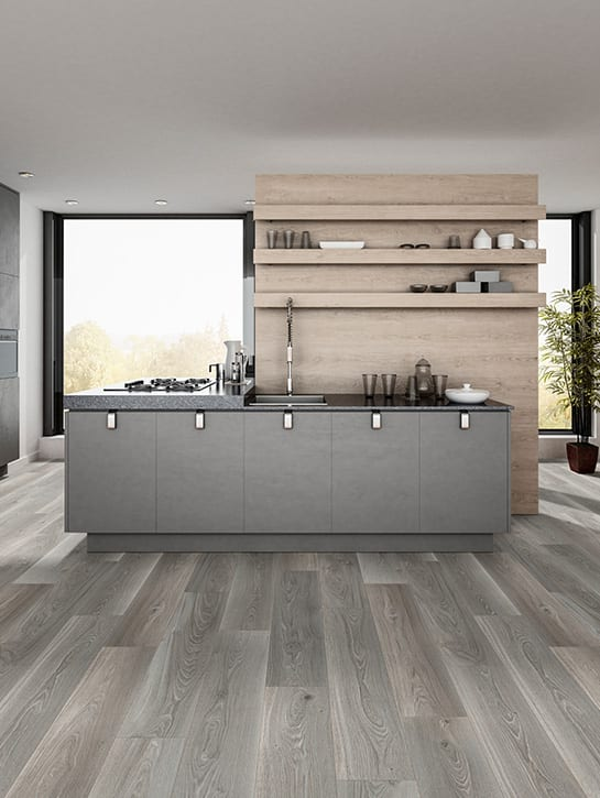image 1 of 10 – Interfloor Dynamic Wood-3D – Kleur D76 – Luxe woonkeuken