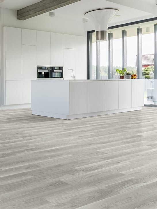 image 9 of 10 – Interfloor Dynamic Wood-3D – Kleur D90 – Eat-in kitchen