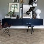 modebewuste en uiterst persoonlijke vloer - high-end Hungarian' Hongaarse punt hout dessins - creatief chevron patroon Bohemian stijl
