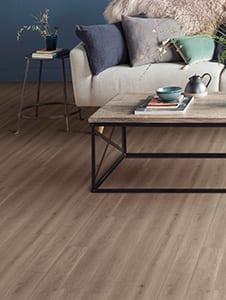 Living Wood pvc vinyl houtdecor natuurlijke look levendig uitstraling leefsituatie