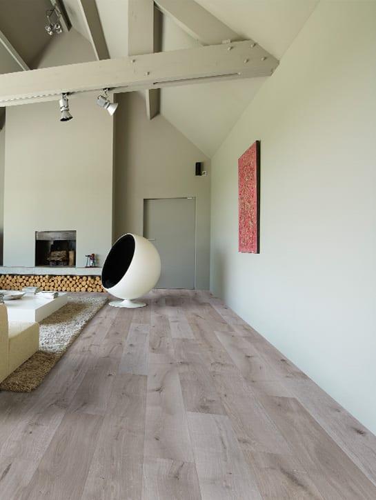 image 1 of 6 – Interfloor Urban Wood Project – kleur U06 – Woonkamer