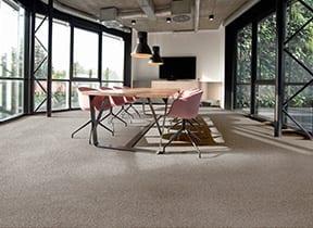 Home tapijt collectie wonen project industrieel Uni Ton sur ton Meerkleurig Dessin
