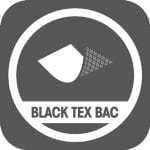 Black Tex Bac logo