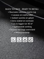 Kenmerken duurzame Interfloor Dynamic Black Tex Back Collectie